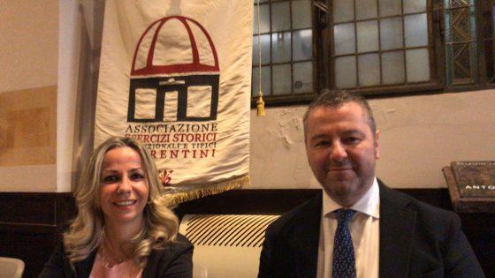 Protocollo d'intesa tra Comune di Firenze e Associazione Esercizi storici