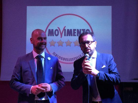 """Elezioni: Bonafede a presentazione lista M5S, """"Firenze è diventata una città insicura"""""""