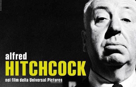 Alfred Hitchcock nei film della Universal Pictures, in mostra a Pisa
