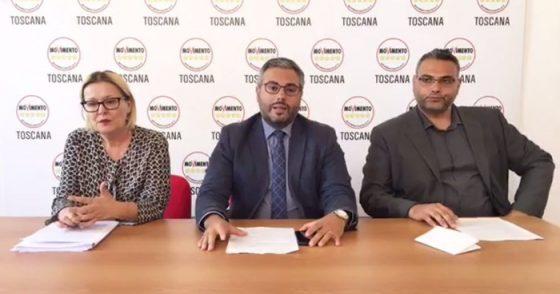 """Toscana, M5S: """"25 aprile, è festa di tutti"""""""