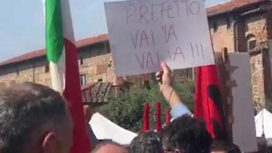 Prato, 25 aprile: fischi a prefetto, pm chiede archiviazione