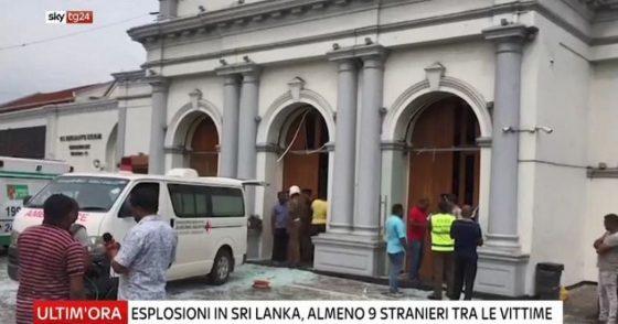 """Sri Lanka: """"Non possiamo uscire da hotel"""""""