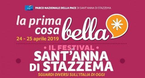"""""""La prima cosa bella"""": il Festival a Sant'Anna di Stazzema"""