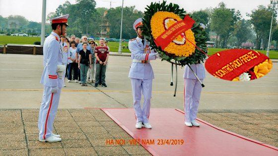 Vietnam, concluso il primo viaggio del ControradioClub