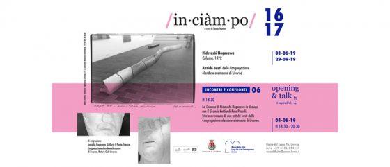Inciampo, progetto in progress (fino al 29 settembre) a Livorno