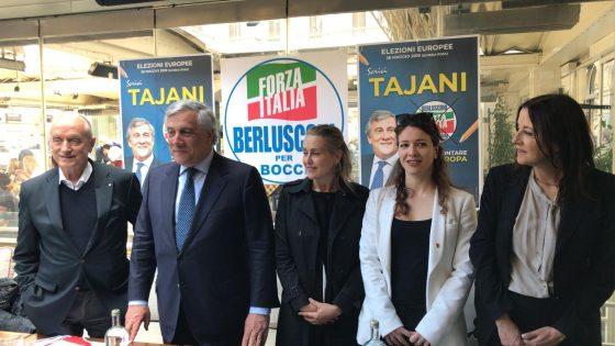 """Firenze, Tajani: """"Lavoriamo al servizio dei cittadini per vincere a Firenze e chiudere il cerchio"""""""