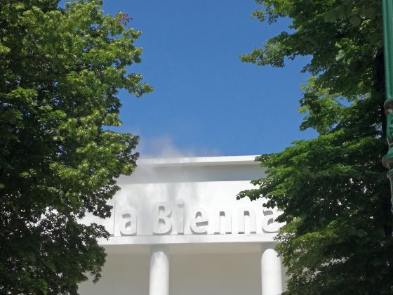 La Biennale di Venezia numero 58.