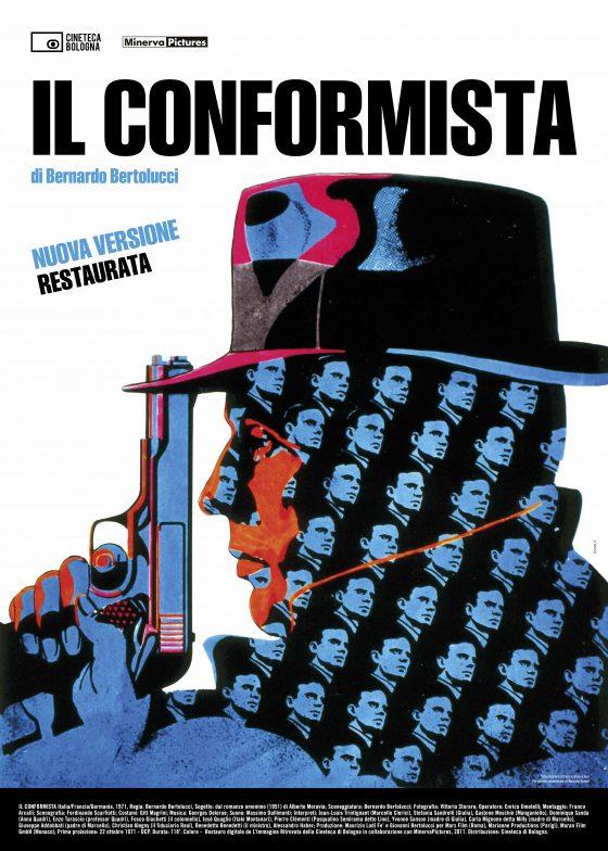 """Torna sul grande schermo, in versione restaurata """"Il conformista"""""""