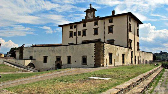 Il Forte Belvedere riapre con Listri e Rivalta