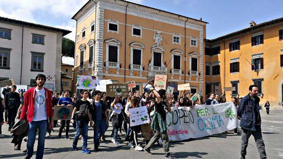 Fridays for Future: il 29 studenti in piazza per quarto sciopero globale