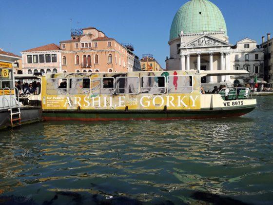 Intorno alla Biennale di Venezia