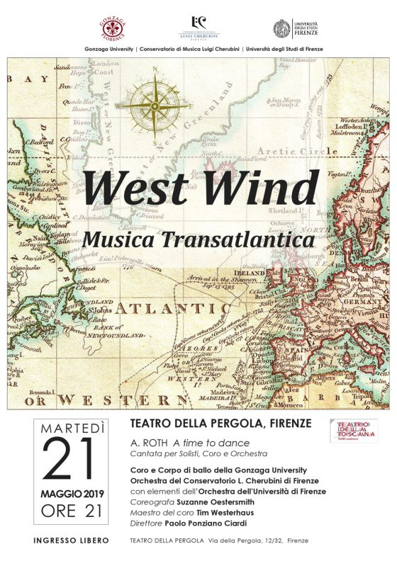 West Wind – Musica Transatlantica