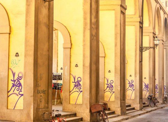 Firenze: da settembre pedonalizzazione  lungarni da piazza  Giudici a Ponte Santa Trinita