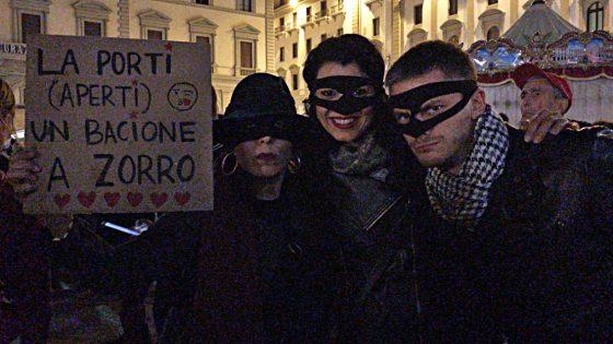 """Manifestazione contro Salvini: 'Fiera di essere la madre di una di quei """"teppisti""""'"""