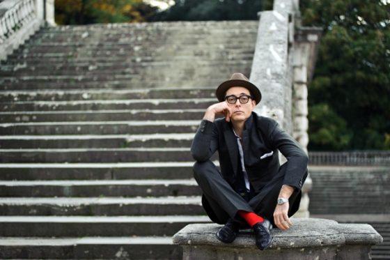 Maurizio Lombardi legge Pasolini alla Casa Museo Ivan Bruschi di Arezzo