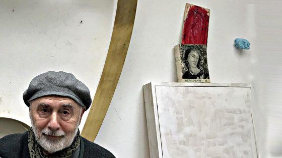 L'artista Renato Ranaldi per il Compleanno delle Oblate