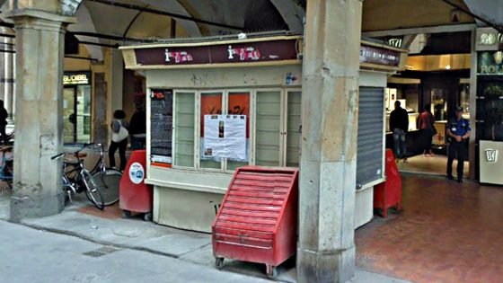 """Pisa: l'edicola """"Saperi della legalità"""" a rischio chiusura"""
