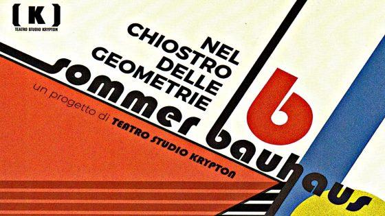 'Nel Chiostro delle Geometrie', sesta edizione