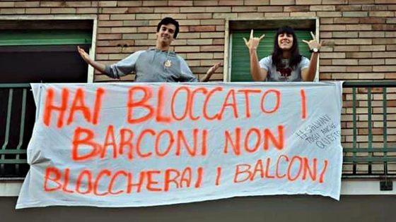 """Antagonisti Firenze: """"Domenica saremo in piazza per respingere Salvini""""."""
