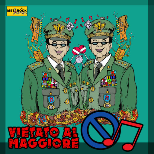 """""""Vietato Al Maggiore"""", la concept-compilation del Matarock"""
