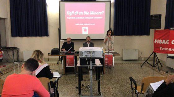 Fisac Cgil Toscana: a Firenze convegno su lotta pirateria contrattuale