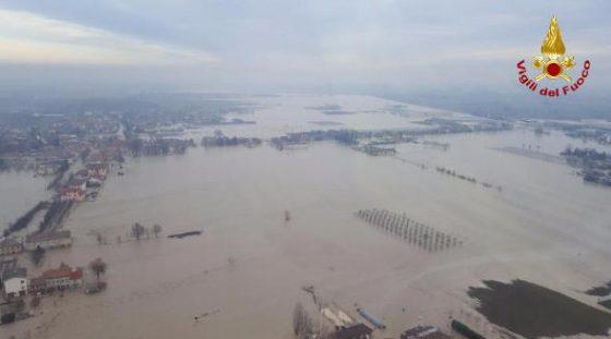 Maltempo: colonna mobile Regione Toscana a Modena per allerta rossa