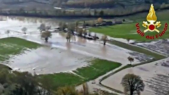 Maltempo, Toscana: 20 mln la prima  stima dei danni