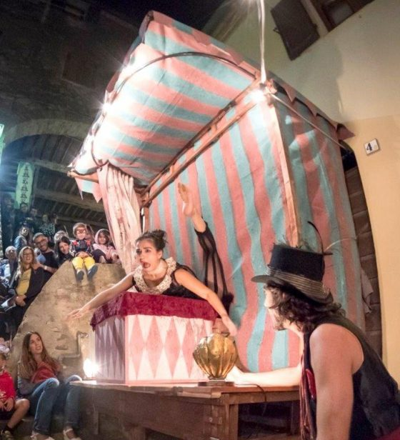 """""""In/Canti e Banchi"""", il primo festival della magia a Castelfiorentino"""