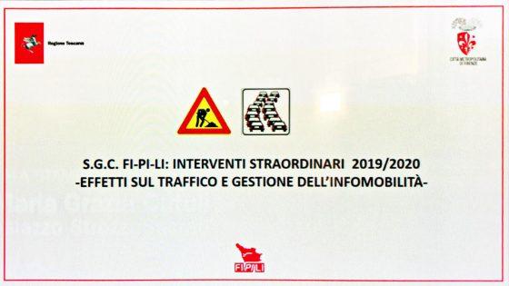 Toscana, il punto sul maxi-cantiere Fi-Pi-Li