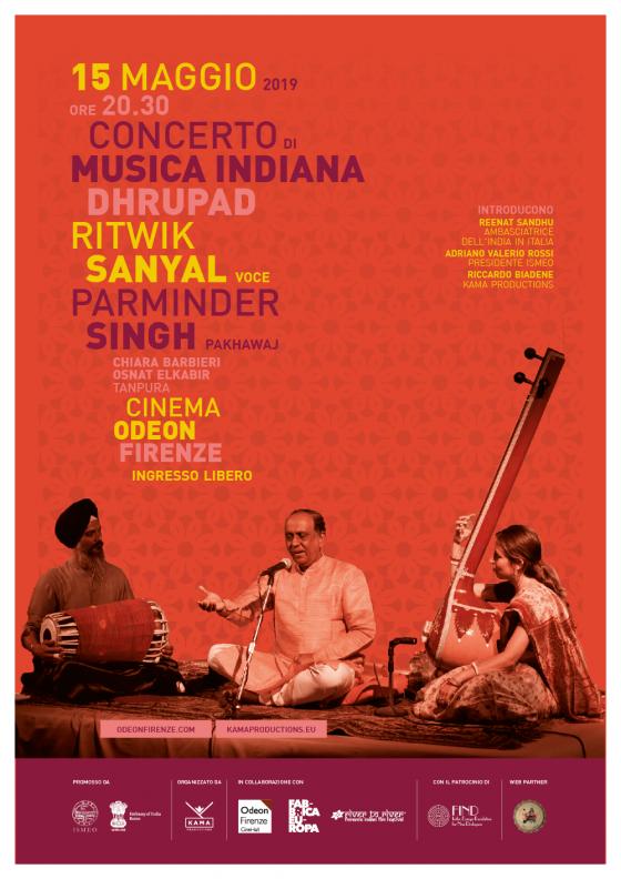 Ritwik Sanyal, appuntamento con la musica indiana e con il grande maestro del canto dhrupad