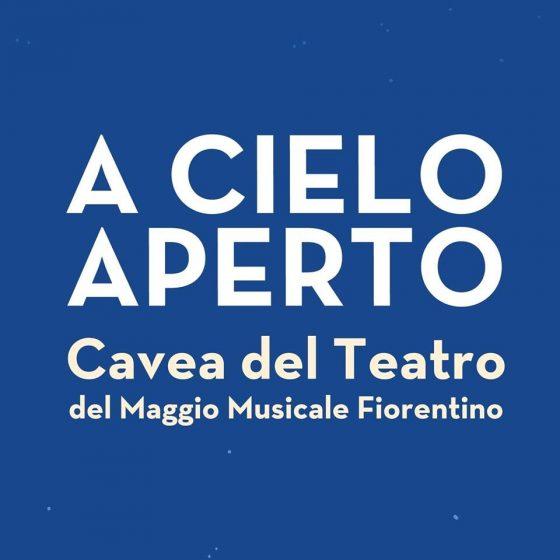 A Cielo Aperto! Tornano i grandi concerti alla  Cavea del Teatro del Maggio a Firenze