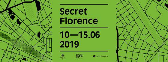 Estate Fiorentina 2019: torna, dal 10 al 15 giugno, 'Secret Florence'