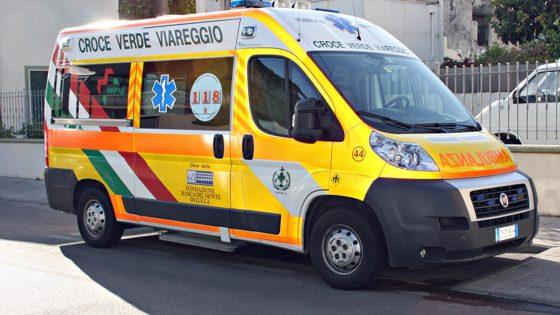 Viareggio: agenti travolti durante rilievi incidente