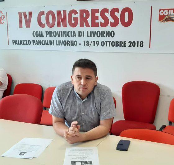 NidIl Cgil Livorno: 3 giorni di sciopero portuali interinali