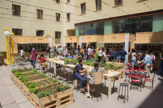 Circo Nero inaugura FOOO L'Orto, l'oasi verde di The Student Hotel