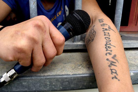 Il rap dei detenuti nel nuovo cd 'Vorrei, Potrei, Andrei'