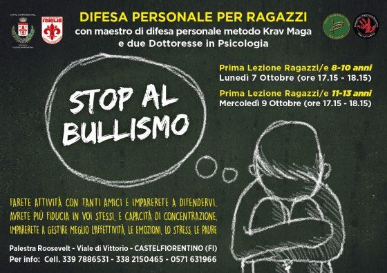 Castelfiorentino: contro il  bullismo un  corso di autodifesa personale per bambini e ragazzi