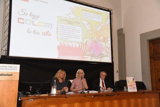 Toscana investe sui libri, firmato 'patto per la lettura'