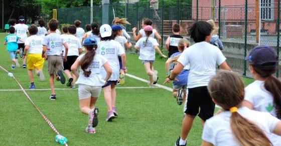 A Firenze i bambini corrono contro la malnutrizione
