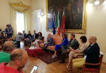 La nuova giunta di Livorno