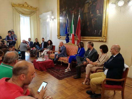 Livorno: ecco la nuova giunta. C' è anche Simoncini. Alla cultura Lensi