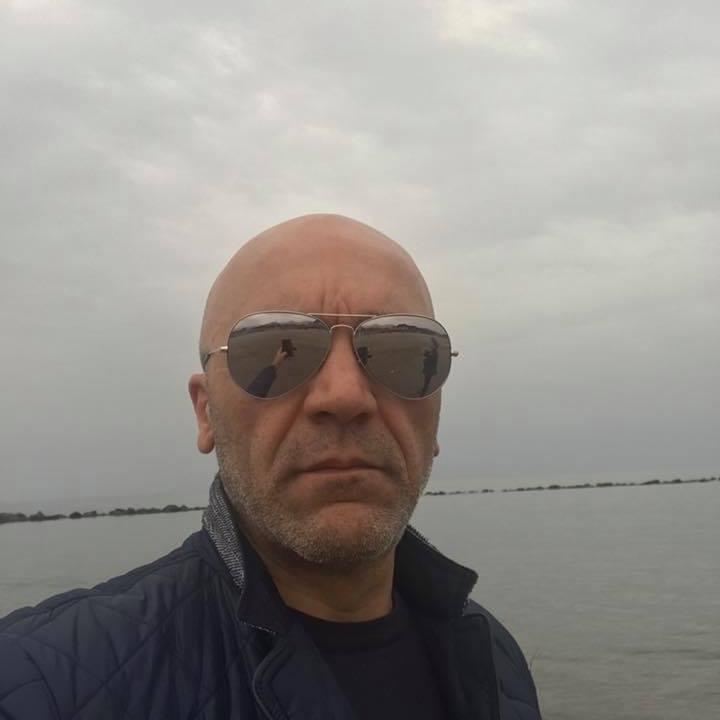 Massimo Nigro, leader Forza Nuova Prato