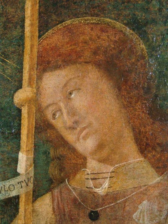 Museo Horne: torna restaurato 'San Rocco' di Bartolomeo della Gatta