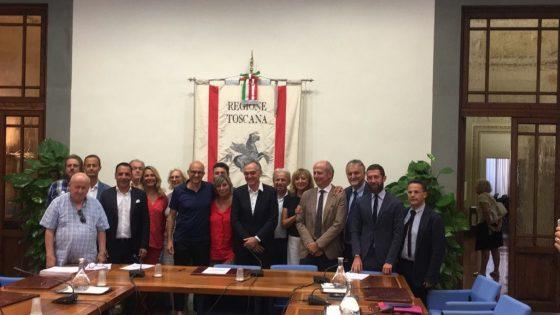 Toscana:  un'intesa in 7 punti per rilanciare l'economia