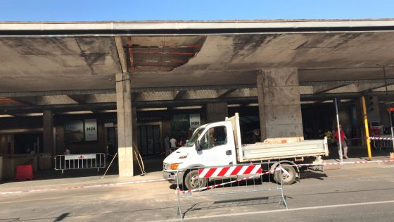 Crollo pensilina in stazione Firenze, modifiche alla viabilità