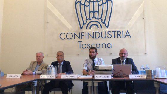 Regionali, nessun candidato presente al convegno, ira Confindustria Toscana