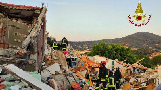 Esplosione Elba, trovata morta donna dispersa