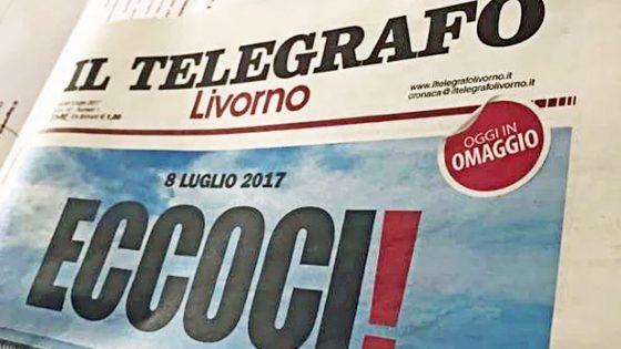 Chiusura 'Il Telegrafo', sindacato porta editore in tribunale