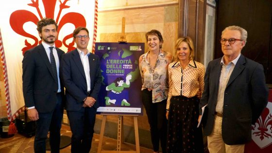 L'Eredità delle Donne torna a Firenze dal 4 al 6 ottobre