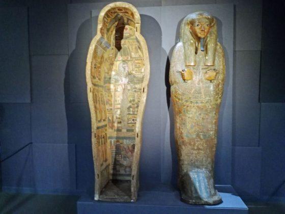 """""""Mummie. Viaggio verso l'immortalità"""". Al Museo Archeologico di Firenze."""